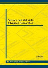 Sensors and Materials: Advanced Researches