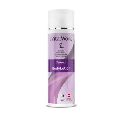 Sensual BodyLotion, 200ml von VitalWorld