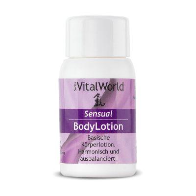 Sensual BodyLotion Reisegrösse, 30ml von VitalWorld