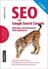 SEO mit Google Search Console, Stephan Czysch