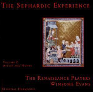 Sephardic Experience Vol.2, Renaissance Players