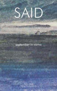 september in varna - Said |