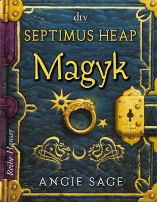 Septimus Heap Band 1: Magyk - Angie Sage |