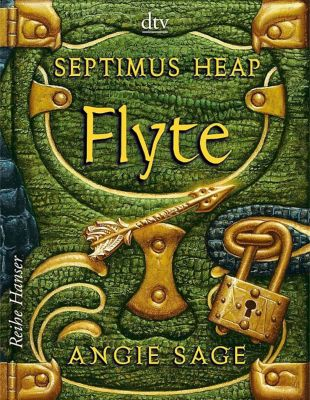 Septimus Heap Band 2: Flyte, Angie Sage