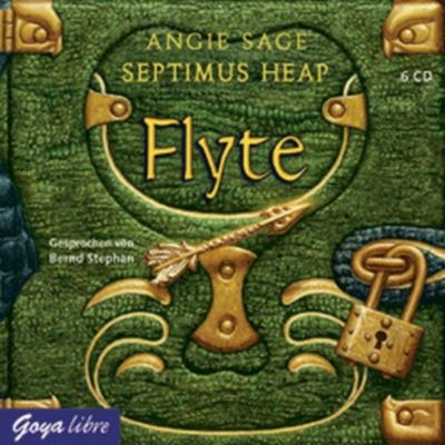 Septimus Heap Band 2: Flyte (6 Audio-CDs), Angie Sage