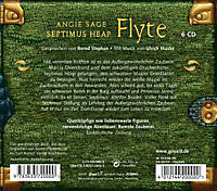 Septimus Heap Band 2: Flyte (6 Audio-CDs) - Produktdetailbild 1