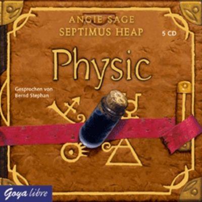 Septimus Heap Band 3: Physic (5 Audio-CDs), Angie Sage