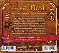 Septimus Heap Band 3: Physic (5 Audio-CDs) - Produktdetailbild 1