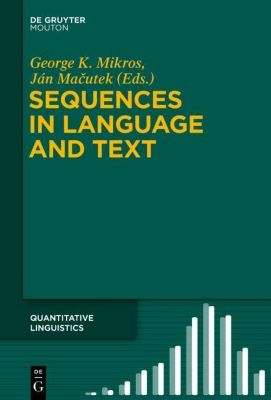 Sequences in Language and Text