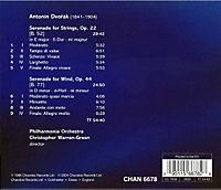 Serenade Op. 22 / Serenade Op. 44 - Produktdetailbild 1