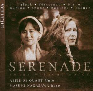 Serenade: Songs Without Words, Abie De Quant, Masumi Nagasawa