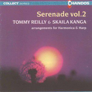 Serenade Vol.2 F.harm.u.harfe, Tommy Reilly, Skaila Kanga