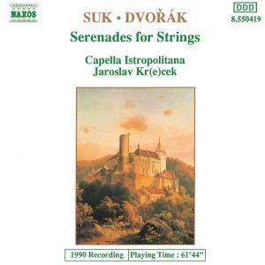Serenaden für Streicher, Jaroslaw Krechek, Cib