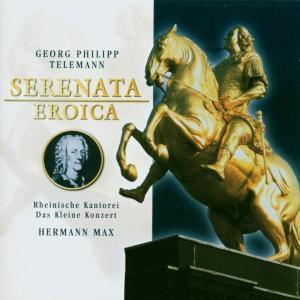Serenata Eroica TVWV 4:7, Hermann Max, Rh.Kantorei