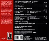 Serenata Notturna/Streichersinfonie 9/Serenaden - Produktdetailbild 1