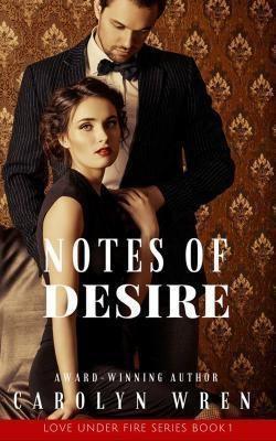 Serenity Press PTY.Ltd: Notes of Desire, Carolyn Wren