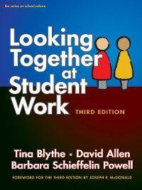 series on school reform: Looking Together at Student Work, Tina Blythe, David Allen, Barbara Schieffelin Powell