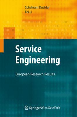 Service Engineering, Schahram Dustdar, Fei Li