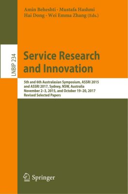 Service Research and Innovation