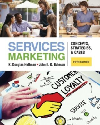 Services Marketing, K. Hoffman, John Bateson