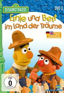 sesamstra e ernie und bert im land der tr ume dvd 3. Black Bedroom Furniture Sets. Home Design Ideas