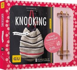 Set: Knooking - Häkeln im Stricklook, Dorothee Borck