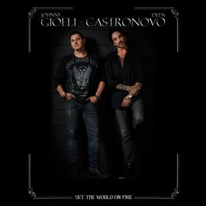 Set The World On Fire (Gatefold / Black / 180gr) (Vinyl), Gioeli-Castronovo