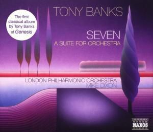 Seven-A Suite For Orchestra, Mike Dixon, Lpo