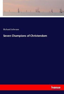 Seven Champions of Christendom, Richard Johnson