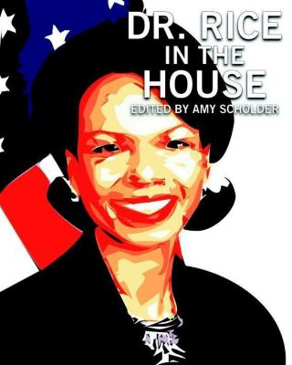 Seven Stories Press: Dr. Rice in the House