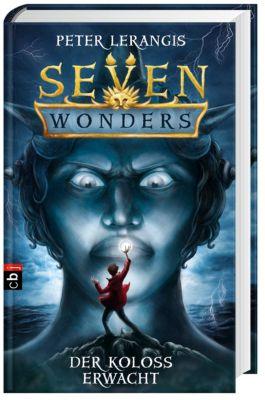 Seven Wonders Band 1: Der Koloss erwacht, Peter Lerangis
