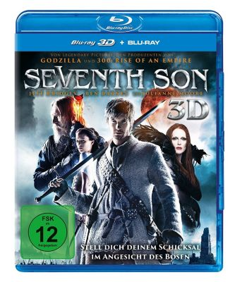 Seventh Son - 3D-Version, Charles Leavitt, Steven Knight, Matt Greenberg