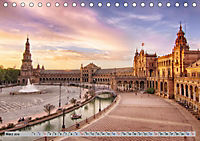 Sevilla die Perle Andalusiens (Tischkalender 2019 DIN A5 quer) - Produktdetailbild 3