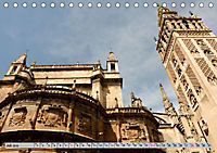 Sevilla die Perle Andalusiens (Tischkalender 2019 DIN A5 quer) - Produktdetailbild 7