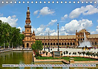 Sevilla die Perle Andalusiens (Tischkalender 2019 DIN A5 quer) - Produktdetailbild 12