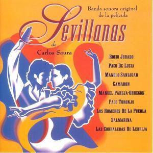 Sevillanas de Carlos Saura, Diverse Interpreten