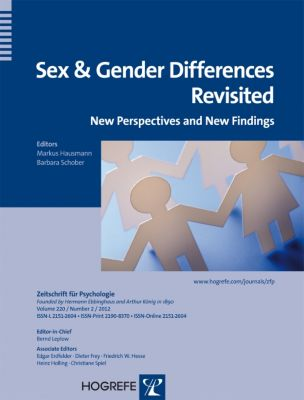Sex Gender Differences 105
