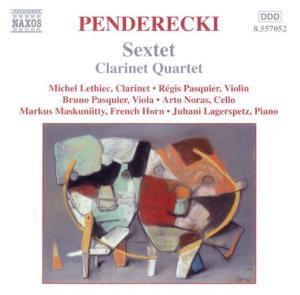 Sextett/Klarinettenquartett, Diverse Interpreten