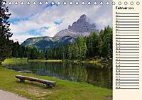 Sextner Dolomiten (Tischkalender 2019 DIN A5 quer) - Produktdetailbild 2