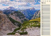 Sextner Dolomiten (Tischkalender 2019 DIN A5 quer) - Produktdetailbild 5