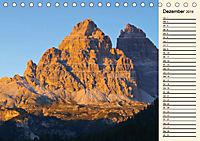 Sextner Dolomiten (Tischkalender 2019 DIN A5 quer) - Produktdetailbild 12