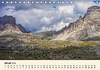 Sextner Dolomiten (Tischkalender 2019 DIN A5 quer) - Produktdetailbild 1