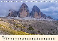 Sextner Dolomiten (Tischkalender 2019 DIN A5 quer) - Produktdetailbild 3