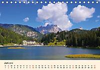 Sextner Dolomiten (Tischkalender 2019 DIN A5 quer) - Produktdetailbild 6