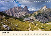 Sextner Dolomiten (Tischkalender 2019 DIN A5 quer) - Produktdetailbild 10