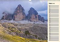 Sextner Dolomiten (Wandkalender 2019 DIN A3 quer) - Produktdetailbild 3