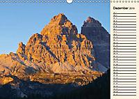Sextner Dolomiten (Wandkalender 2019 DIN A3 quer) - Produktdetailbild 12