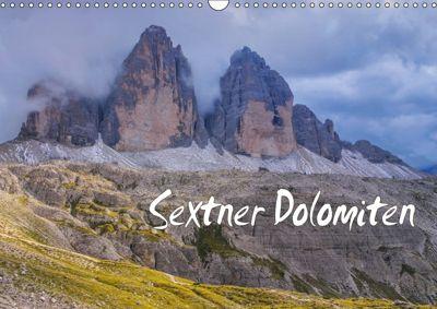 Sextner Dolomiten (Wandkalender 2019 DIN A3 quer), LianeM