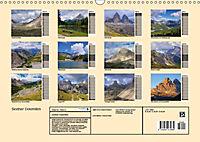 Sextner Dolomiten (Wandkalender 2019 DIN A3 quer) - Produktdetailbild 13
