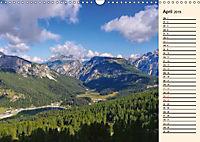 Sextner Dolomiten (Wandkalender 2019 DIN A3 quer) - Produktdetailbild 4